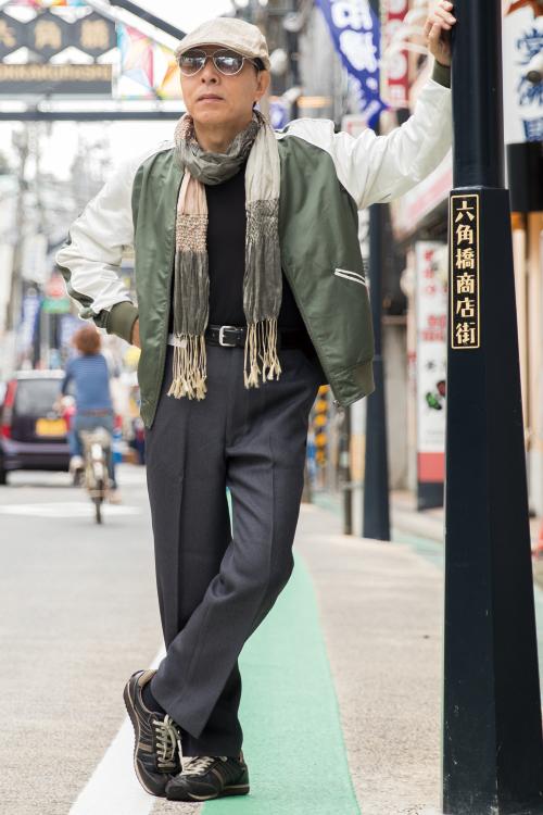 糸井さん / 六角橋商店街