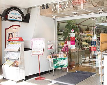 マヤ化粧品店