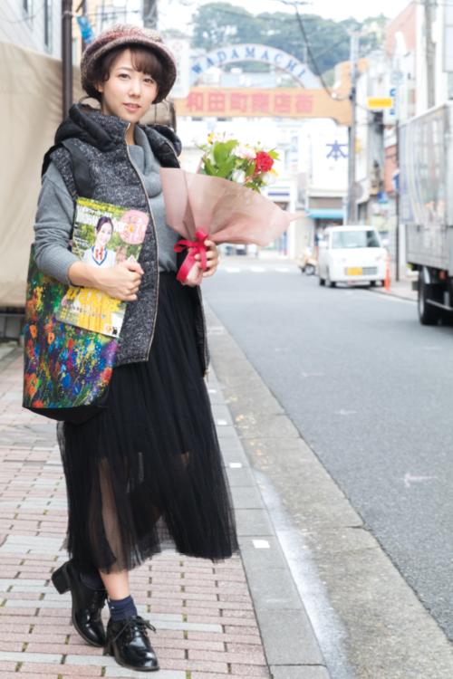 あみぷーさん / 和田町商店街