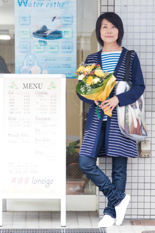 髙橋さん / 和田町商店街